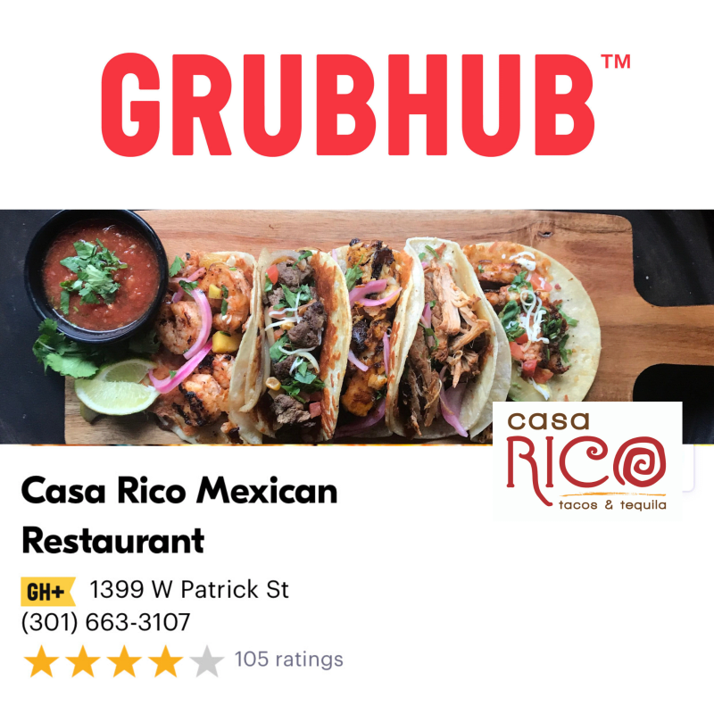 Enter for a chance to win a $50 gift card from CASA RICO