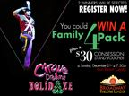 Broadway Theatre League Family 4-Pack Giveaway