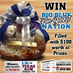 Lexington Diagnostic Basket and Basketball Giveaway