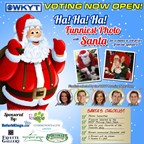 WKYT Funniest Photo with Santa Contest