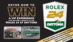 Rolex 24 at DAYTONA Sweepstakes