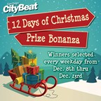 12 Days of Christmas Prize Bonanza
