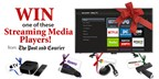 Enter to a Streaming Media Player!