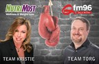 Qfm96 - Nutrimost Team Weight Challenge