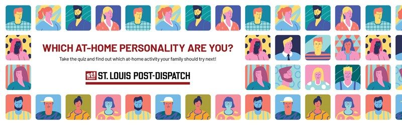 St. Louis Post-Dispatch | Which at-home personality are you?