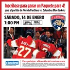 ENH-Panthers Latin Night 01/14