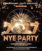 Sugarcanes 2017 NYE Party