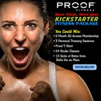 Proof Fitness New Year, New You Giveaway