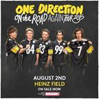 One Direction On The Road Again Tour Ticket Giveaw