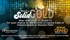 WATCH AND WIN A SOLID GOLD NEW YEAR'S EVE
