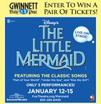Win tickets to The Little Mermaid