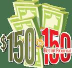 RJ 150 Year Anniversary Giveaway - 2017