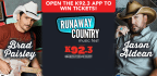 Weekend passes to Runaway Country