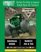 Win Monster Jam tickets