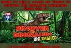 Discover the Dinosaurs UNLEASED! Ticket Giveaway