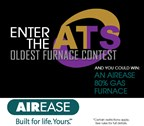 ATS Heating & Cooling Oldest Furnace Contest 2014