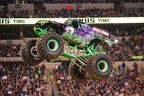 Grave Digger At Your House