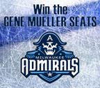 Gene Seats - WTMJ & Milwaukee Admirals