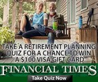 Can you pass this retirement quiz? (Financial Time