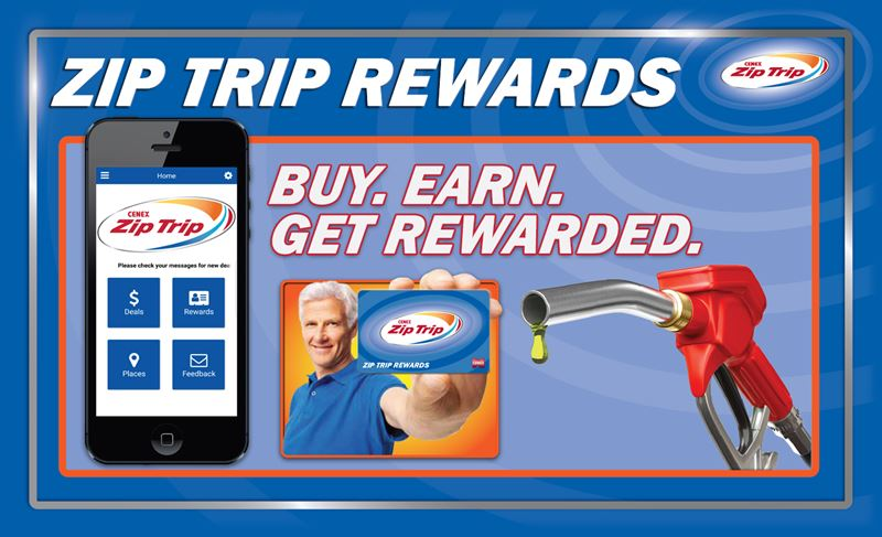 Cenex Zip Trip Rewards