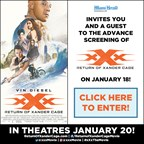 MH- Triple XXX Advance Screening