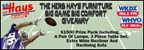The Herb Hays Furniture Big Game Big Comfort Giveaway!