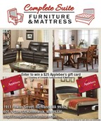Complete Suite Furnishings Giveaway