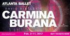 Atlanta Ballet's Carmina Burana