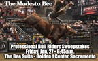 PBR The Buck Starts Here PRO BULLRIDERS Sweepstakes