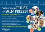 Check Your Pulse to Win! 2017