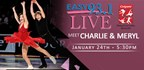 Easy Live with Meryl Davis and Charlie White