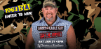 WIN TICKETS TO SEE LARRY THE CABLE GUY!