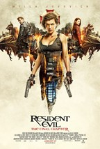 Resident Evil Movie Passes