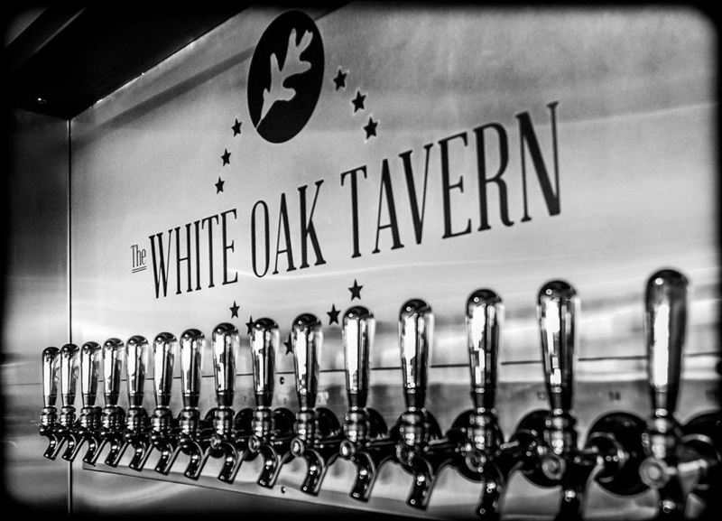 Enter for a chance to win a $50 Gift card to The White Oak Tavern!