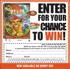 Enter to win the DVD of LionGuard's