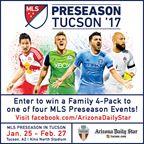 2017 MLS Preseason