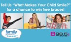�What Makes Your Child Smile?� Contest