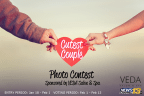 Cutest Couple Photo Contest sponsored by VEDA Salon & Spa