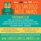 San Diego Music Awards • Tues, Mar 21