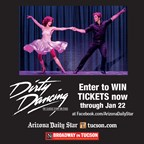 2017 Dirty Dancing Ticket Giveaway