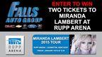 Miranda Lambert Falls Auto