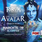 Cirque Toruk Watch and Win GOOD DAY CT 2017