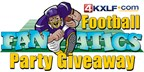 KXLF Football Party Contest