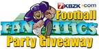 KBZK Football Party Contest