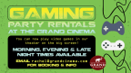 Video Gaming Party Rental Giveaway