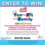 SOBEWFF-Fun and Fit as a Family Contest