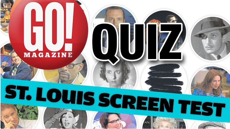 QUIZ: St. Louis Screen Test 🎬 Movie and TV trivia
