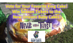 WGNO King Cake of the Day Baby Cakes Contest