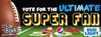 Ultimate Super Fan Ballot