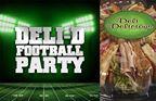 Deli D Football Party